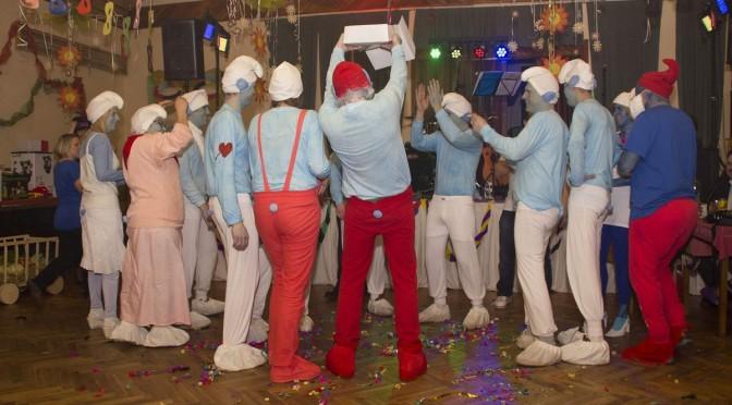 11.ročník karnevalu pro dospělé