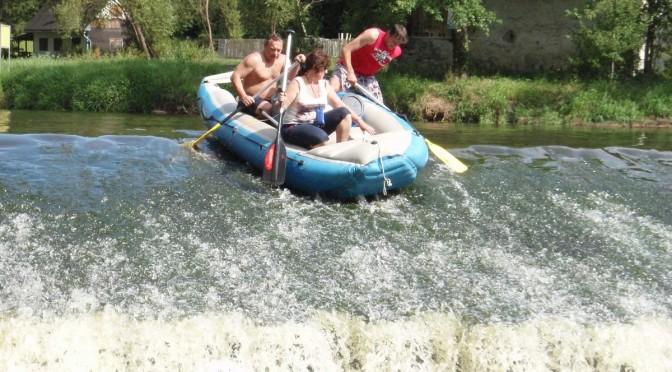 Voda, 25.–28.července 2013, Lužnice