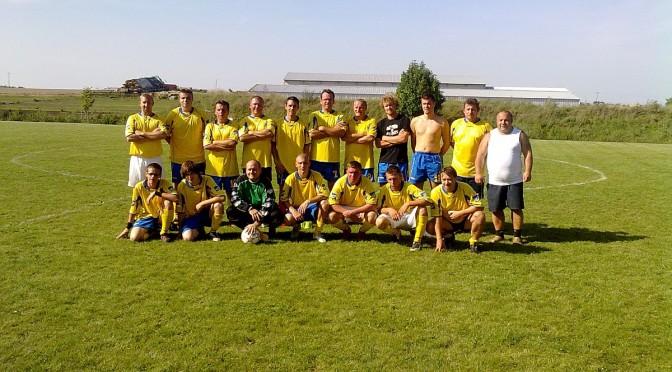 Fotbalový turnaj 16.8.2014