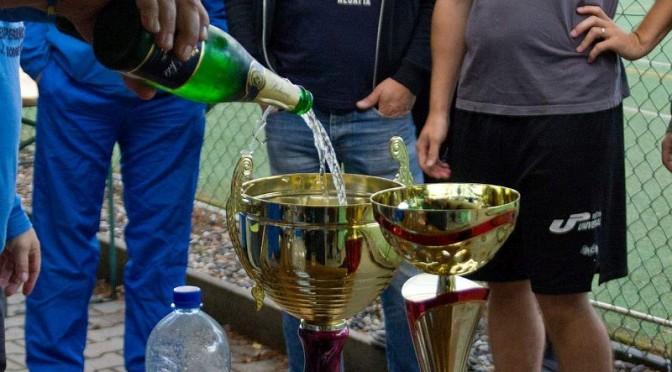 Fotbalový turnaj starých gard opohár starosty obce 16.srpna 2014