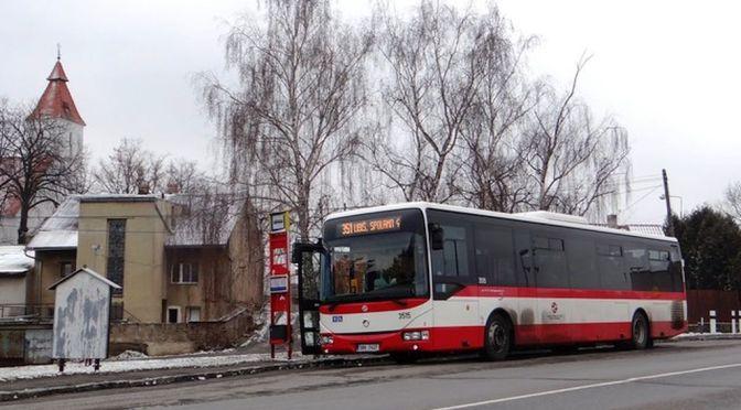 Dne 2.9.2017 končí prázdninový jízdní řád autobusové linky č.351