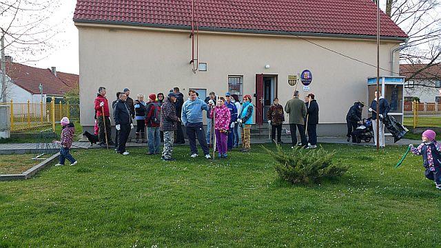"""Poděkování všem dobrovolníkům na akci """"Ukliďme Česko """""""