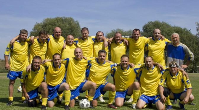 Fotbalový turnaj Nová Ves – srpen 2012