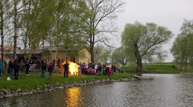 Čarodejnice, 30.dubna 2013 – Nová Ves