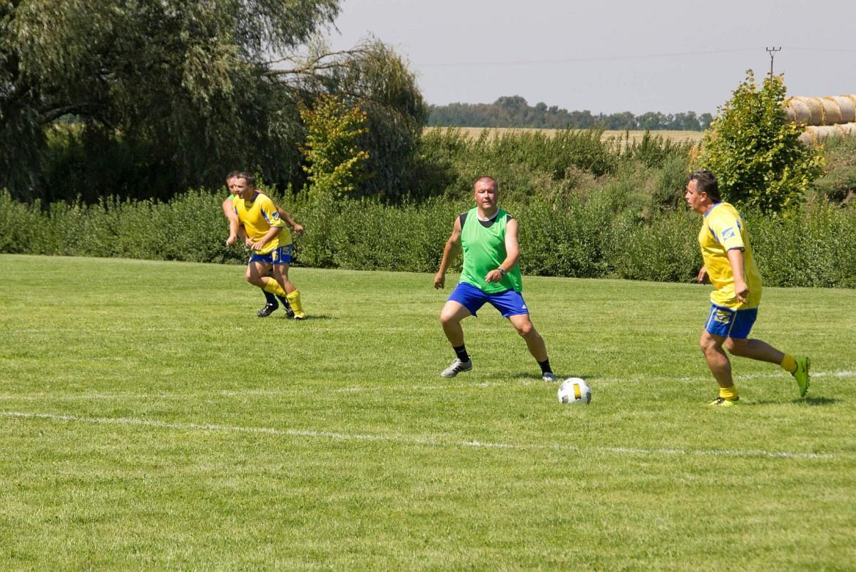 007 Fotbalovy turnaj Nova Ves 17.8.2013