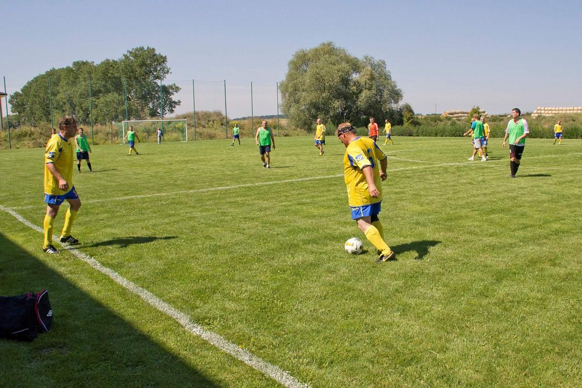 016 Fotbalovy turnaj Nova Ves 17.8.2013