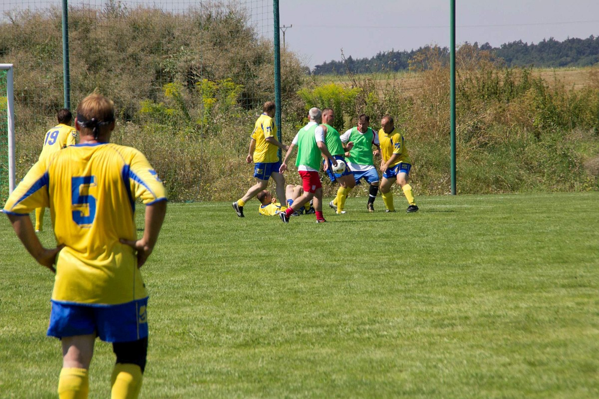 017 Fotbalovy turnaj Nova Ves 17.8.2013