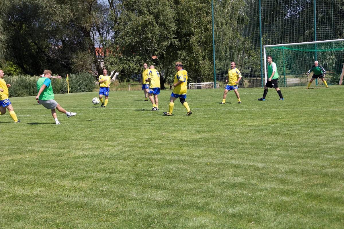 019 Fotbalovy turnaj Nova Ves 17.8.2013