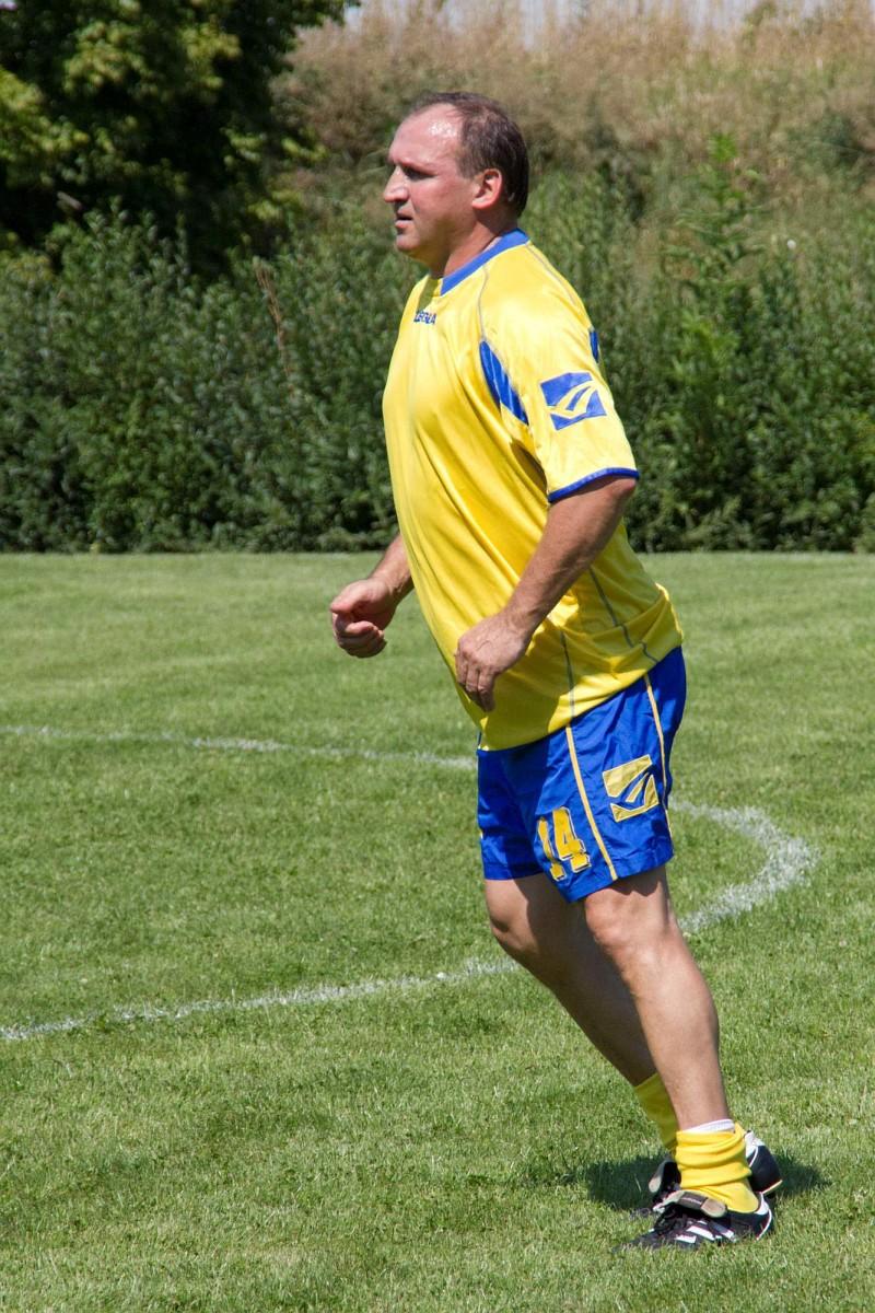 023 Fotbalovy turnaj Nova Ves 17.8.2013