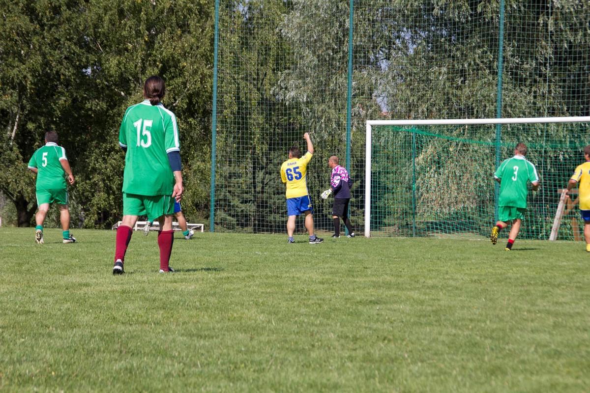 101 Fotbalovy turnaj Nova Ves 17.8.2013