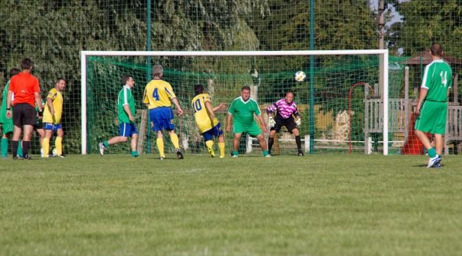 Fotbalový turnaj, 17.srpna 2013 – Nová Ves