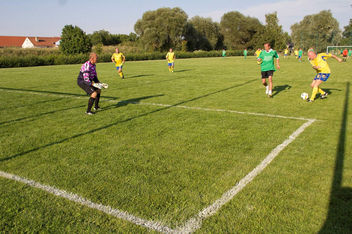 119 Fotbalovy turnaj Nova Ves 17.8.2013