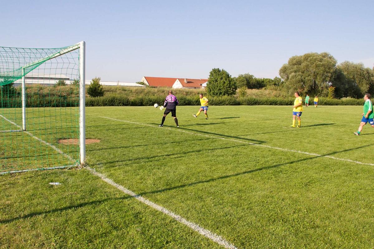 120 Fotbalovy turnaj Nova Ves 17.8.2013