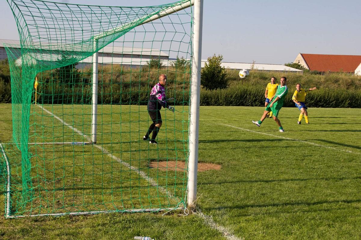 121 Fotbalovy turnaj Nova Ves 17.8.2013