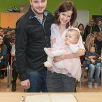 73 Vítání občánků Nová Ves 14. 2. 2015