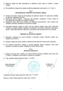 Obecně závazná vyhláška obce Nová Ves č. 1 2015 03