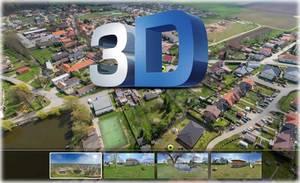 Náhled 3D prohlídka obce