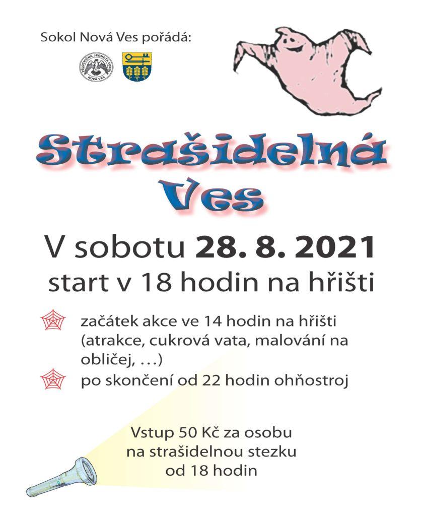 Strasidelna Ves 2021 A4